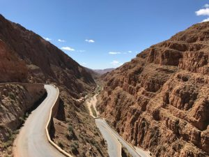 La route des mille kasbahs