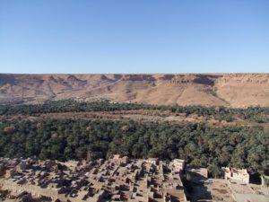 Villes impériales et désert